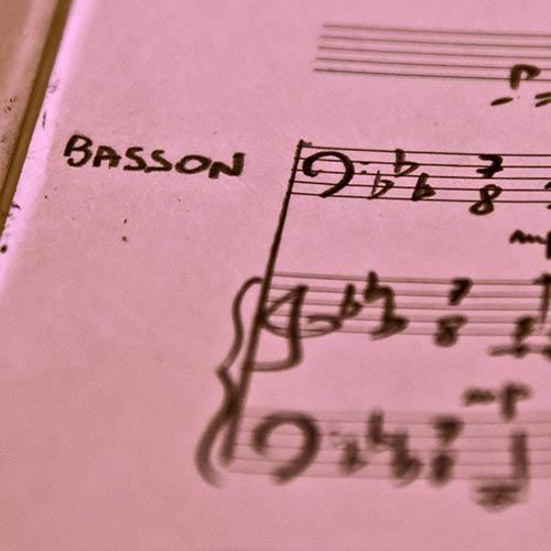 Basson et piano