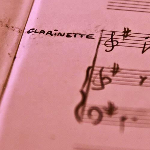 Clarinette et piano