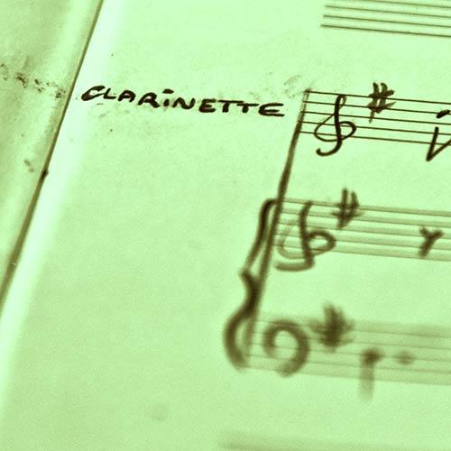 Ensembles avec Clarinette(s)