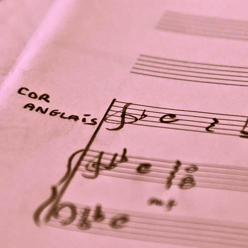 Cor anglais et piano