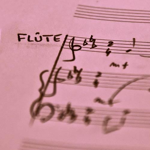 Flûte à bec et piano