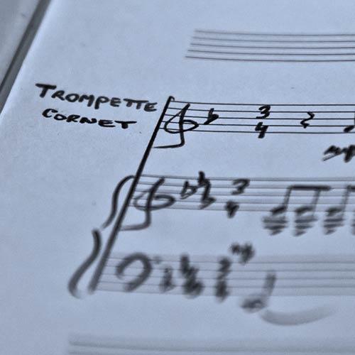 Pédagogie études trompettes