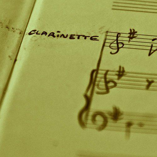 Pédagogie études clarinette