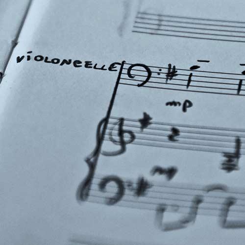 Ensembles avec violoncelle(s)