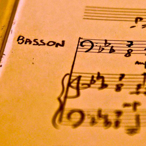 Ensembles divers avec basson(s)