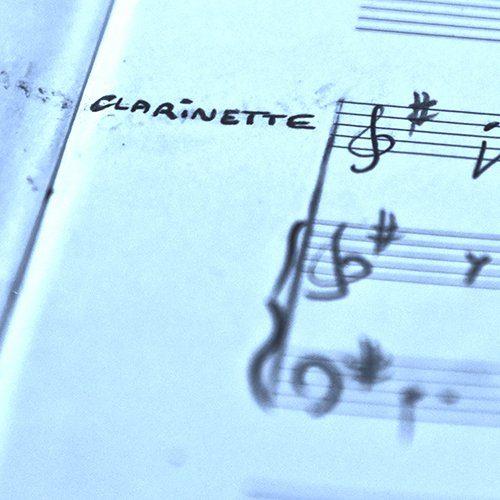 3 clarinettes et piano