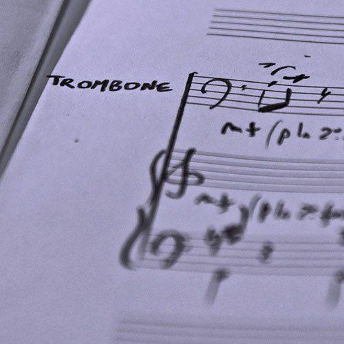 Arrangements et transcriptions trombone