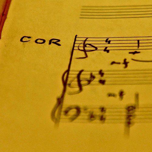 Ensembles avec cor(s)