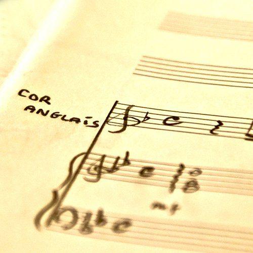 Petits spectacles avec cor anglais