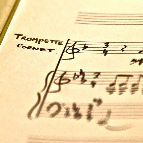 3 trompettes et piano