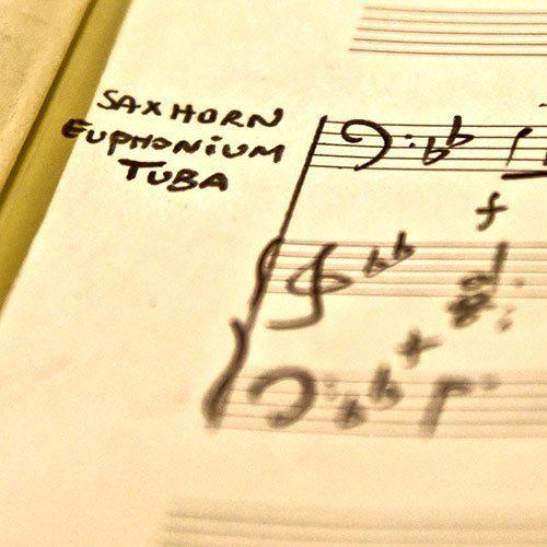 Ensembles divers avec saxhorns euphoniums tubas