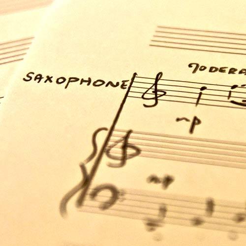 2 ou 3 Saxophones et piano