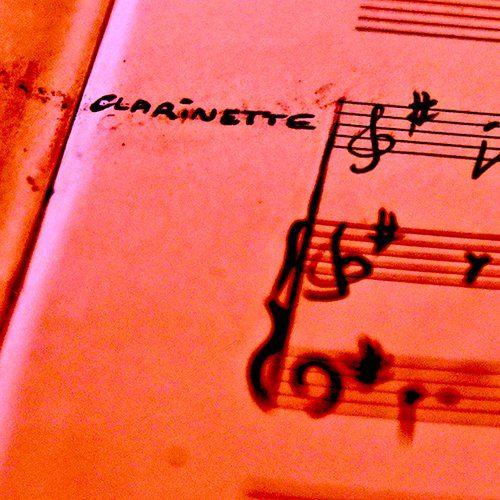 2 Clarinettes et piano