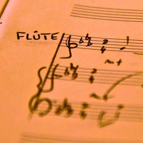 Petits ensembles avec flûtes