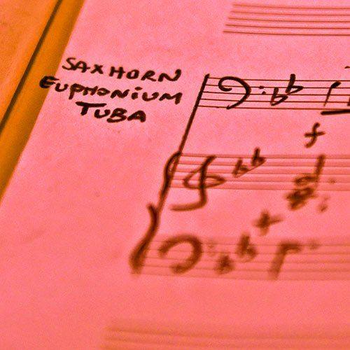 Pédagogie et études saxhorn euphonium tuba