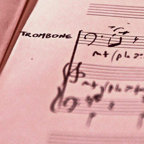 Trombone et piano