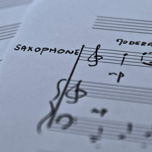 Ensembles de saxophones