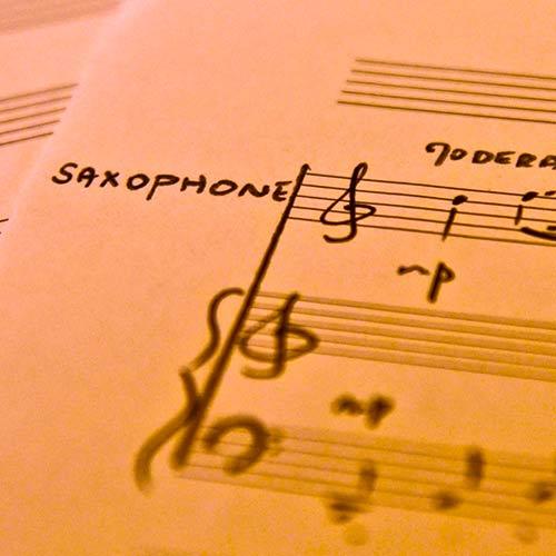 2 ou 3 Saxophones
