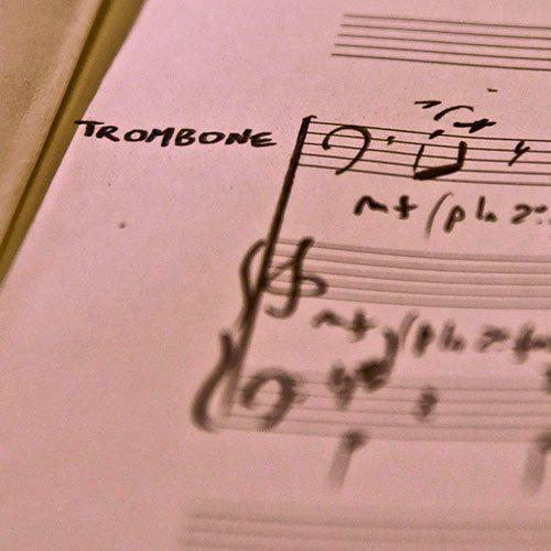 2 ou 3 trombones et piano