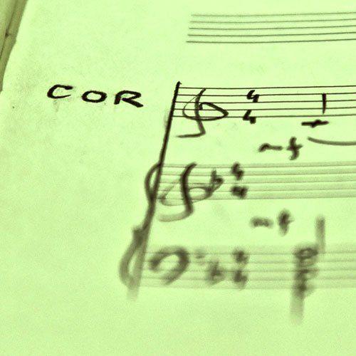 Arrangements, transcriptions et restitutions cor