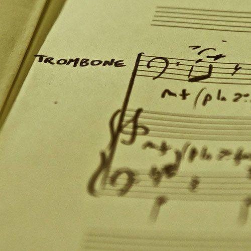 Pédagogie études trombone