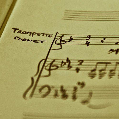 Arrangements et transcriptions trompettes