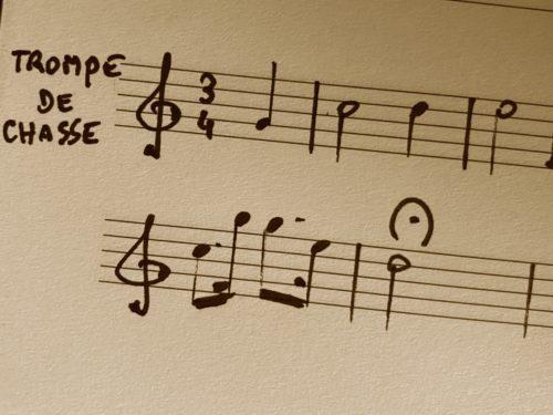 Trompe de Chasse